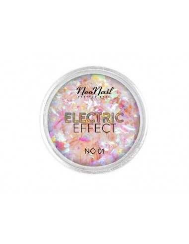 Pyłek Electric Effect 01 NeoNail
