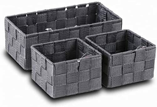 Lillo kosz X3 niebieski 231447 kosz do przechowywania szafek, wielokolorowy, 20 sztuk