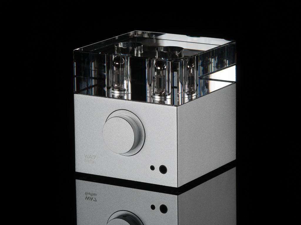 Woo Audio WA7d + Tube PSU Kolor: Srebrny