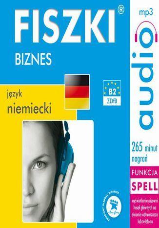 FISZKI audio j. niemiecki Biznes - Audiobook.