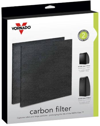 Filtr węglowy do oczyszczacza powietrza Vornado AC 300 ** WYSYŁKA 24h! **