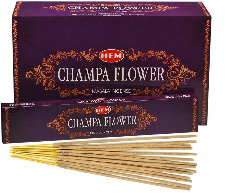 Kadzidełka Champa Flower Masala HEM 12x15g