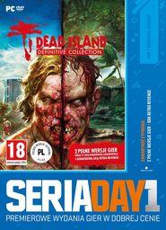 Seria Day1 Dead Island Definitive Collection ZAKŁADKA DO KSIĄŻEK GRATIS DO KAŻDEGO ZAMÓWIENIA