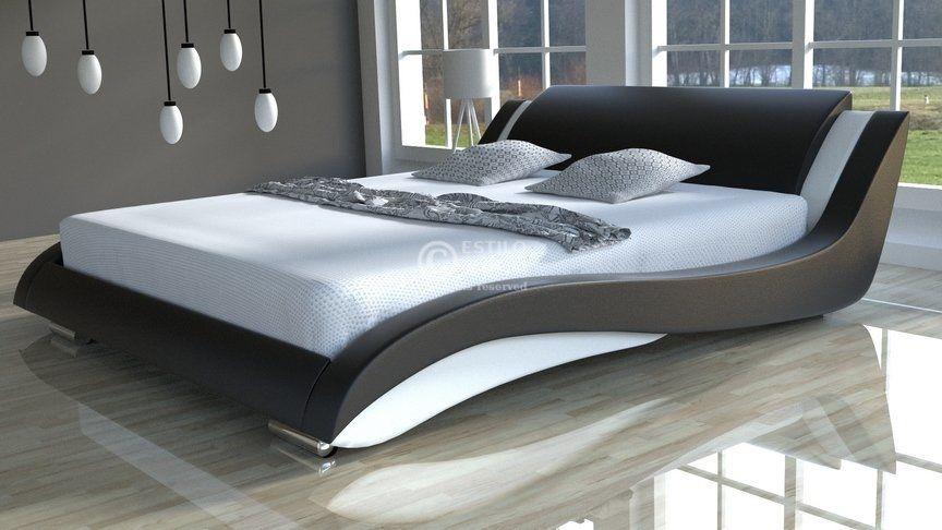 Łóżko do sypialni Stilo-2 Lux Slim 140x200