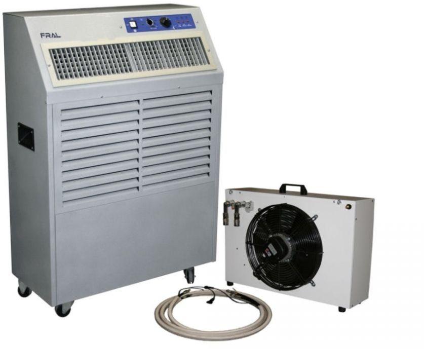 Klimatyzator przemysłowy przenośny typu split FRAL FACSW22 ** WYSYŁKA GRATIS **