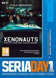 Gra PC Seria Day1: Xenonauts ZAKŁADKA DO KSIĄŻEK GRATIS DO KAŻDEGO ZAMÓWIENIA