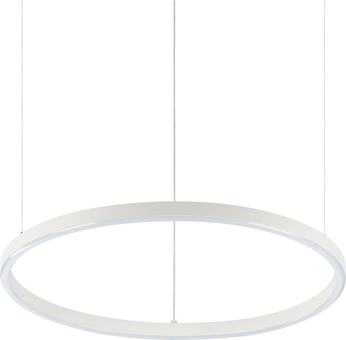 Lampa wisząca Oracle Slim 229461 Ideal Lux nowoczesna oprawa w kolorze białym