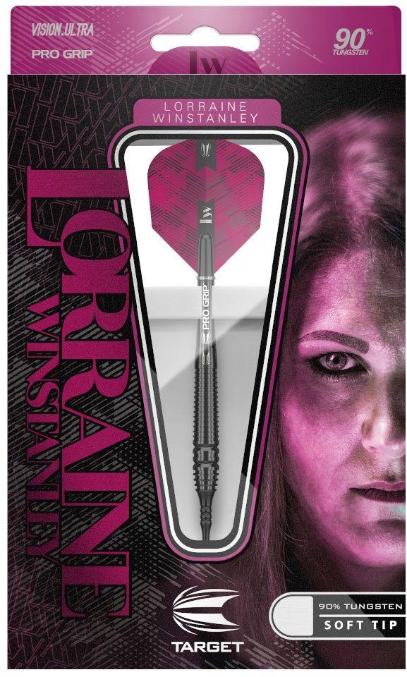 Rzutki Target - Lorraine Winstanley (soft tip)