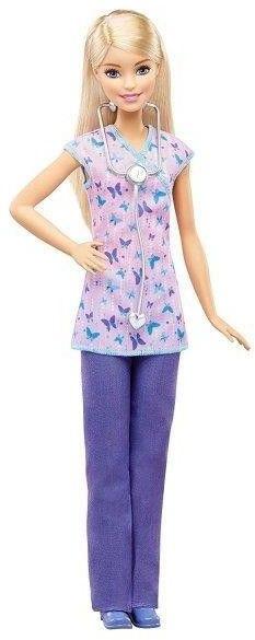 Barbie - Lalka Pielęgniarka DVF57