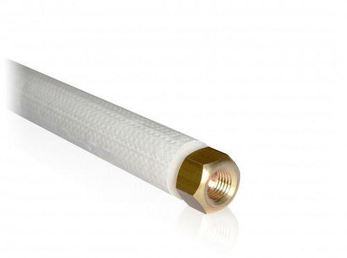 Gotowa do podłączenia rura miedziana w otulinie 1/4cala (6,35mm) 2mb (EBR14M2)