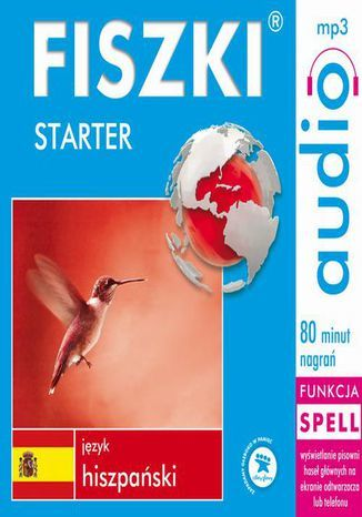 FISZKI audio j. hiszpański Starter - Audiobook.
