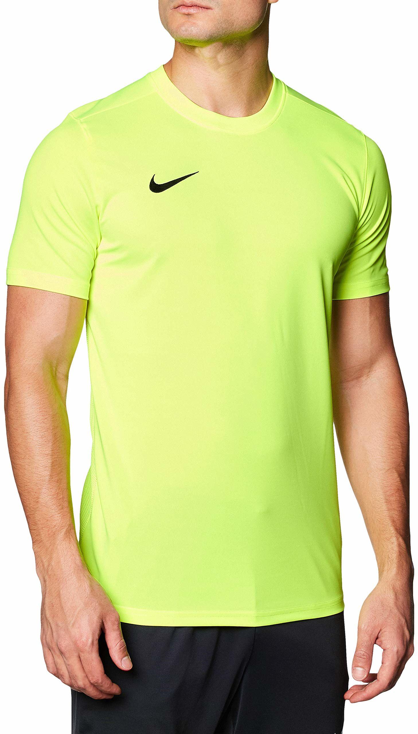 Nike Park Vii męska koszulka trykotowa zielony Volt/Black L
