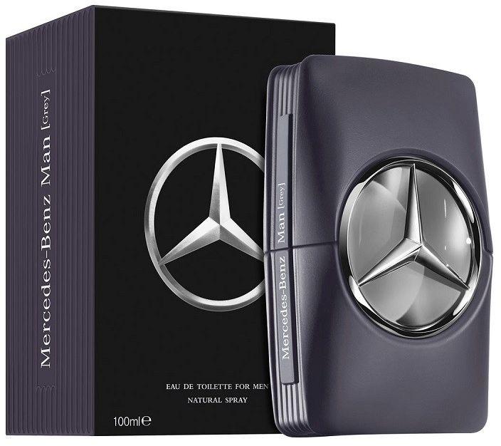Mercedes-Benz Man Grey woda toaletowa - 50ml