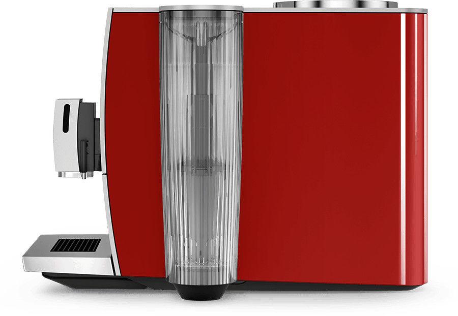Ekspres do kawy Jura Ena 8 Sunset Red (15255) --- OFICJALNY SKLEP Jura