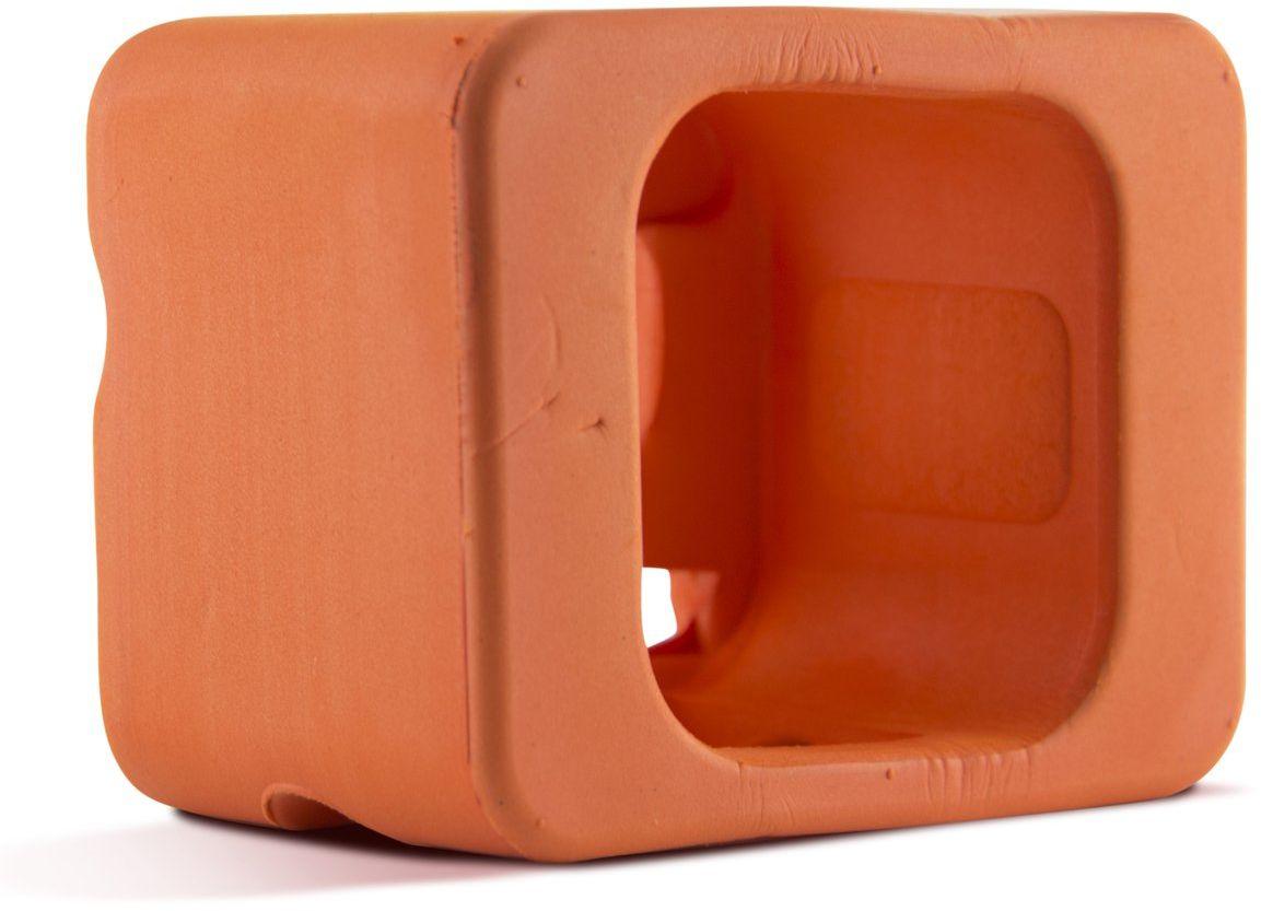 Ksix BXGO20 torba/walizka na aparat, pomarańczowa - torba/walizka na aparat (torba workowa, GoPro, Go Pro Hero 5 SESSION, pomarańczowa)