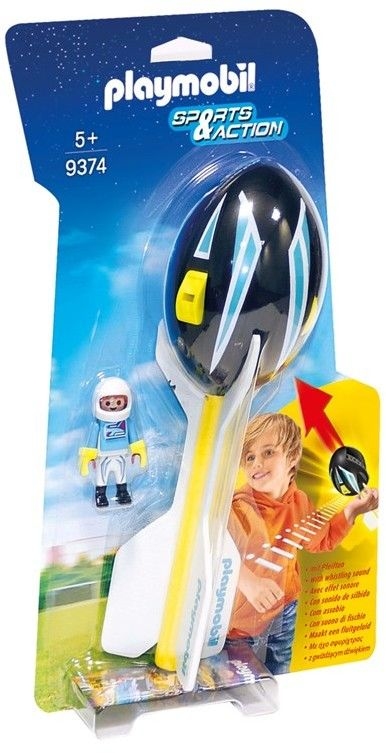 Playmobil - Wind Flyer 9374