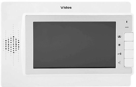 Monitor domofonowy M320W VIDOS