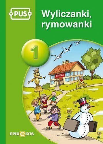 PUS Wyliczanki, rymowanki 1 - Bogusław Świdnicki