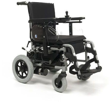 Wózek inwalidzki specjalny z napędem elektrycznym pokojowo - terenowym Vermeiren EXPRESS