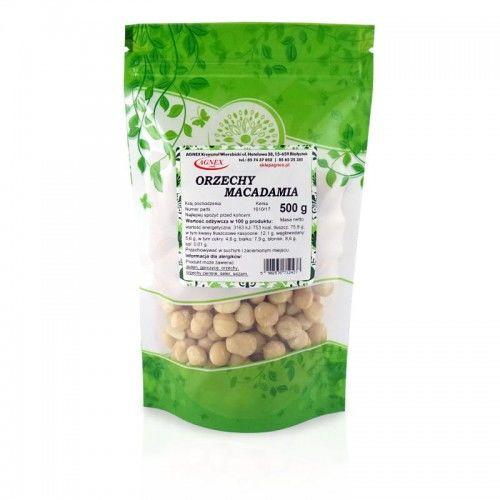 Orzechy macadamia 500 g