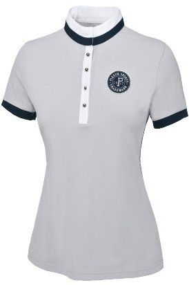 Koszulka konkursowa PIKEUR SABINA - grey
