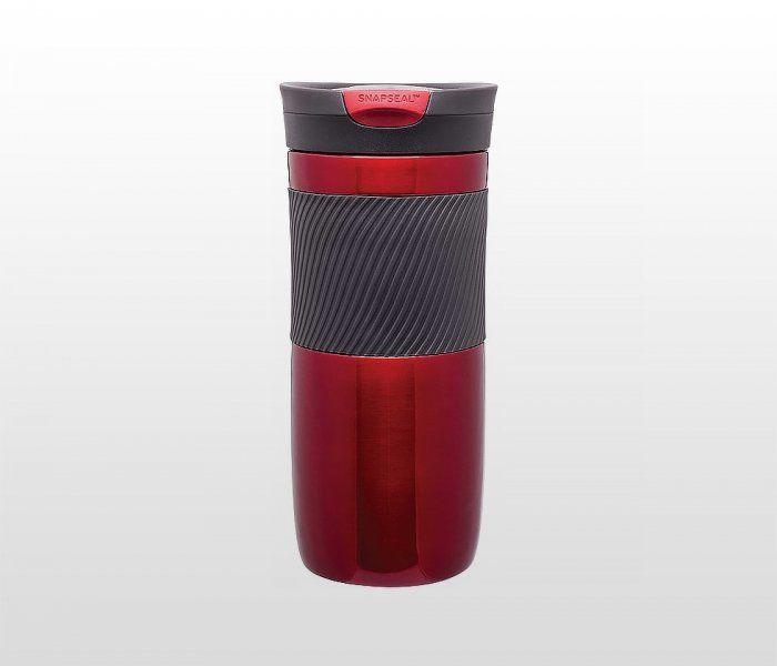 Kubek termiczny CONTIGO BYRON 470 ml (czerwony)