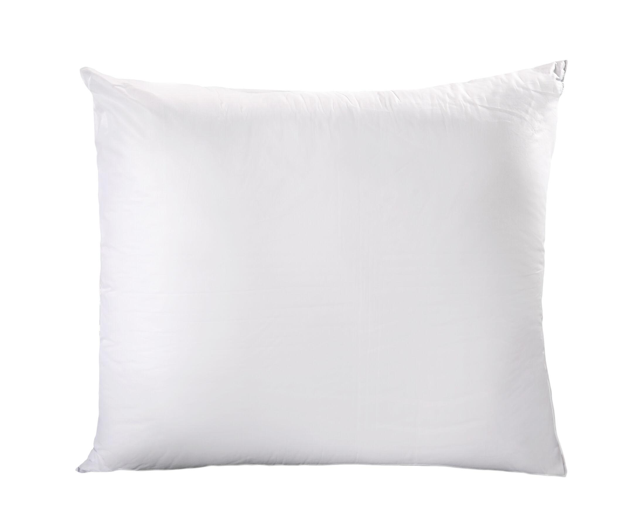 Poduszka antyalergiczna 45x45 Mikrofibra biała niepikowana 100% poliester Amball AMW