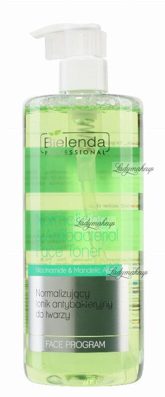 Bielenda Professional - Normalizing & Antibacterial Face Toner - Normalizujący tonik antybakteryjny do twarzy - 500 g