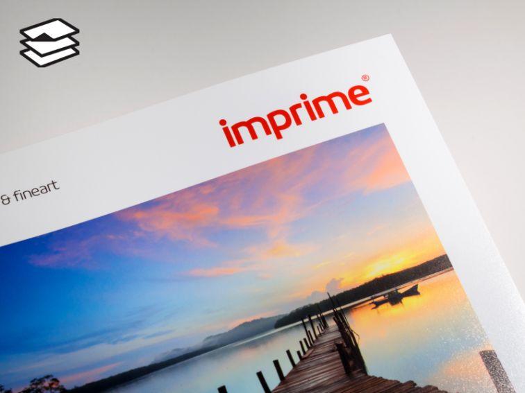 Papier IMPRIME Premium SM190 Satin Warmtone 190gsm - A2, 50 arkuszy (90242007720)