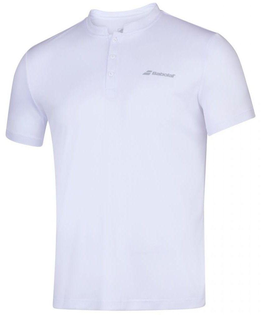 Babolat Play Polo Men - white