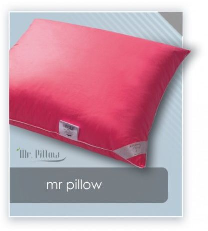AMZ Mr. PILLOW poduszka półpuch 5% 50x60