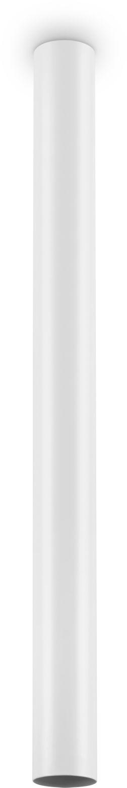 Plafon Look 233352 Ideal Lux nowoczesna oprawa w kolorze białym