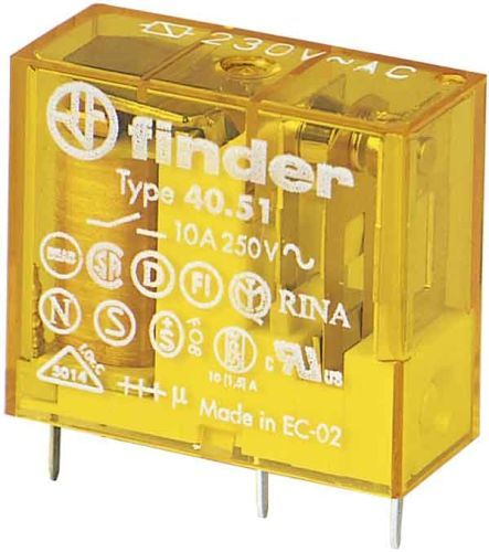 Przekaźnik 1CO 10A 110V AC 40.51.8.110.2000