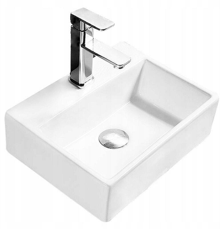 Umywalka ceramiczna 40 Echo Rea (REA-U6523)