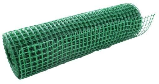 Siatka typ 404 0,5 x 5 m zielona