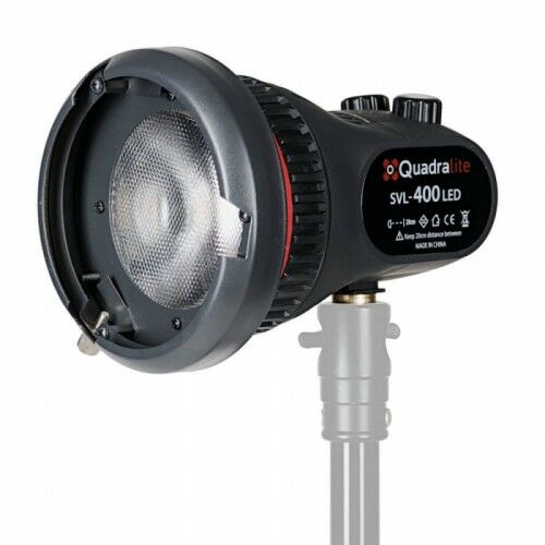 Quadralite SVL-400 lampa LED