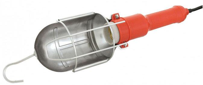 EZ60WM Lampa warsztatowa przenośna 60W 230V