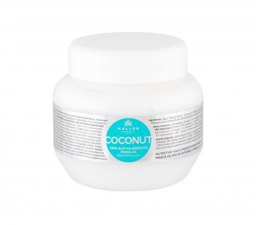 Kallos Cosmetics Coconut maska do włosów 275 ml dla kobiet