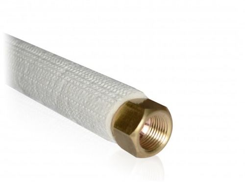 Gotowa do podłączenia rura miedziana w otulinie 1/2cala (12,70mm) 1mb (EBR12M1)
