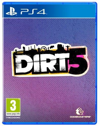 Dirt 5 PS 4