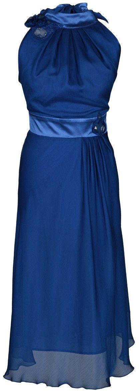 Sukienka FSU211 CHABROWY