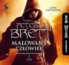 Malowany człowiek Księga I audiobook - V. Peter Brett