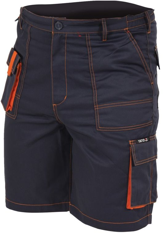 YT-80929 Spodnie robocze krótkie rozmiar 2XL