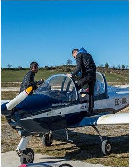 Lot widokowy samolotem ultralekkim  Koszalin