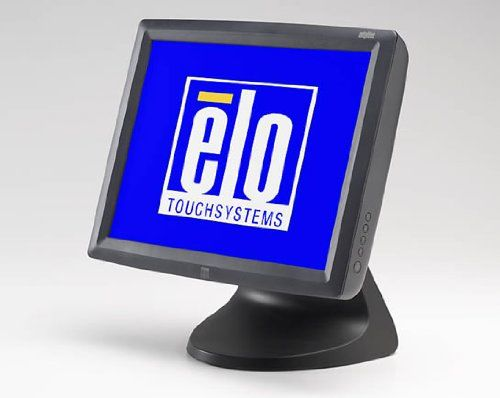 Elo Entuitive seria 5000 1528L monitor TFT ekran dotykowy 38,1 cm (15 cali) (LCD, DVI-D, VGA, 287 cd/m2, czas reakcji 8 ms, głośnik), beżowy