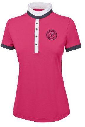 Koszulka konkursowa PIKEUR SABINA - pink