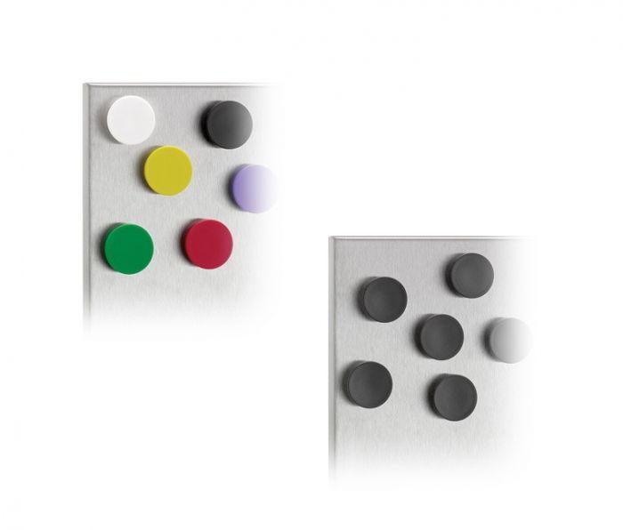 Work - Muro Magnesy do Tablic Kolorowe