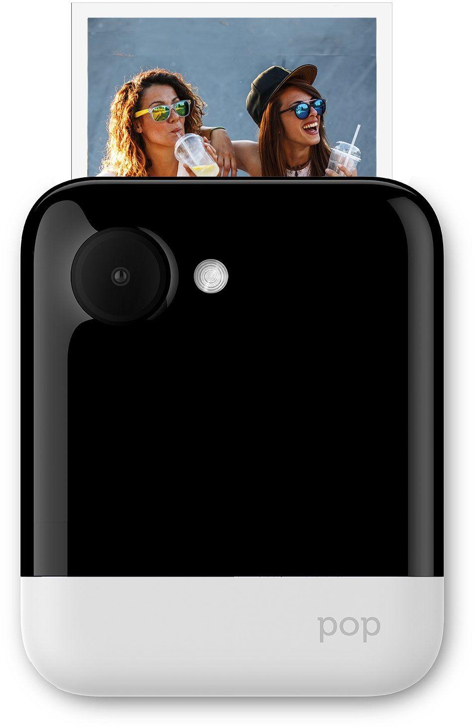 """Polaroid POP 3 x 4"""" (7,6 x 10 cm) aparat cyfrowy do natychmiastowego druku z technologią druku atramentowego ZINK Zero  biały"""