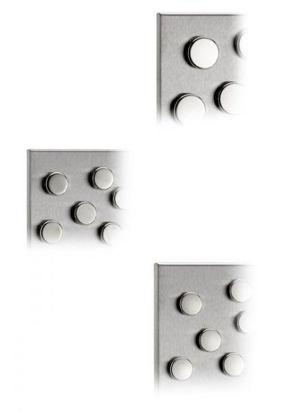 Work - Muro Magnesy do Tablic Stalowe 25 mm