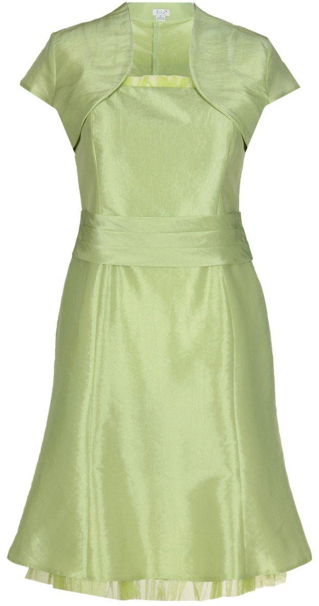 Sukienka FSU116 ZIELONY